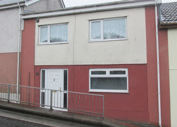 Thumbnail 3 bed terraced house for sale in High Street, Dowlais Top, Merthyr Tydfil