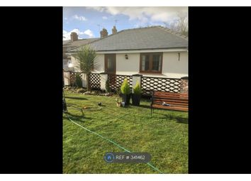 Thumbnail 1 bed bungalow to rent in Club Houses, Rossett, Wrexham