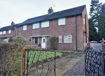 Thumbnail 3 bed semi-detached house for sale in East Lawns, Betley