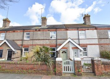 Thumbnail 3 bed terraced house for sale in Green Street, Eastbourne