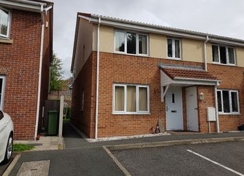 Thumbnail 2 bed terraced house to rent in Carrfield, Hyde, Greater Manchester