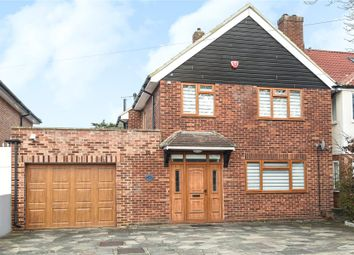 Thumbnail 3 bed semi-detached house for sale in Barnet Drive, Bromley