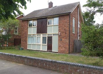 Thumbnail 4 bedroom detached house to rent in Ledbury Road, Peterborough
