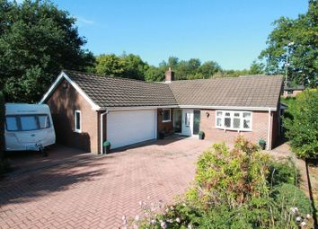Thumbnail 3 bed detached bungalow for sale in Five Oaks Close, Newcastle-Under-Lyme