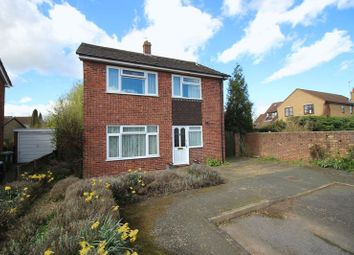 Thumbnail 3 bed detached house for sale in Ford End, Alconbury, Huntingdon, Cambridgeshire.
