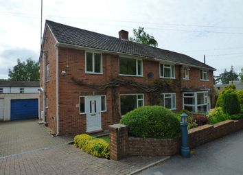 Thumbnail 4 bed semi-detached house to rent in Glenthorne Road, Exeter