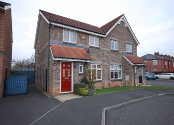 Thumbnail 3 bed semi-detached house for sale in Church View, Wallsend