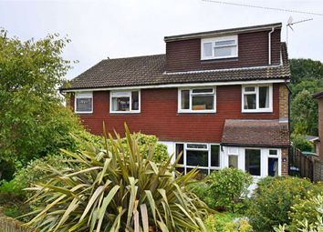 Thumbnail 4 bed semi-detached house for sale in Dynes Road, Kemsing