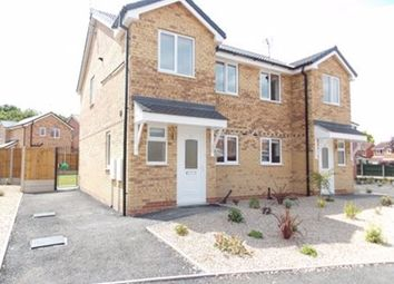 Thumbnail 3 bed semi-detached house to rent in Dunbar Close, Long Eaton, Nottingham