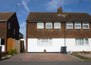 Thumbnail 3 bedroom property to rent in Macaulay Road, Luton, Bedfordshire