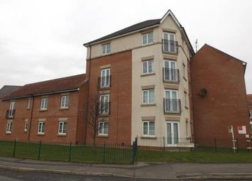 Thumbnail 2 bedroom flat for sale in George Stephenson Drive, Darlington, County Durham