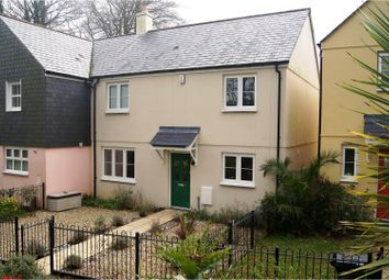 Thumbnail 3 bed semi-detached house for sale in Manor Farm Road, Duporth, St. Austell