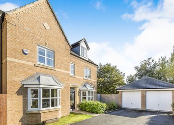 Thumbnail 5 bedroom detached house for sale in Haworth Road, Chorley