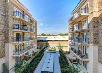Thumbnail 2 bed flat to rent in Higham House West, 102 Carnwath Road, 21 Hurlingham Walk, London