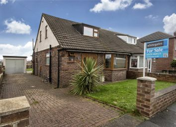 Thumbnail 3 bed semi-detached bungalow for sale in Rumble Road, Dewsbury, West Yorkshire