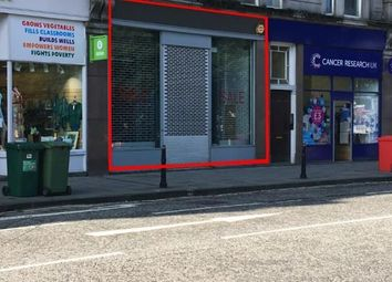 Thumbnail Retail premises to let in Rosemount Viaduct, Aberdeen