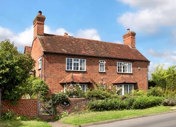 Thumbnail 4 bed detached house for sale in Church Hill, Pyrford, Surrey