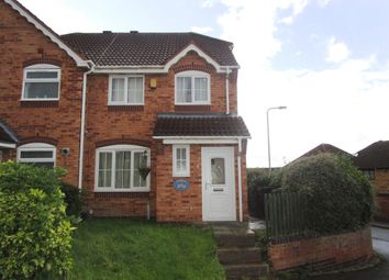 Thumbnail 3 bed semi-detached house for sale in Darley Drive, Dunstall, Wolverhampton