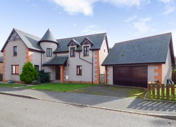 Thumbnail 4 bed detached house for sale in Lathallan Grange, Montrose, Kincardineshire