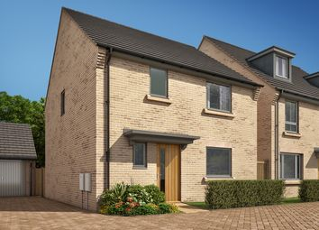 "Thumbnail 3 bed terraced house for sale in ""The Elliot"" at Heron Road, Northstowe, Cambridge"