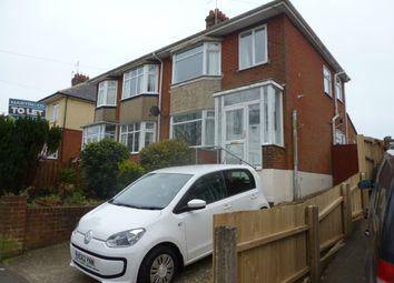 Thumbnail 1 bedroom semi-detached house to rent in Devizes Road, Salisbury