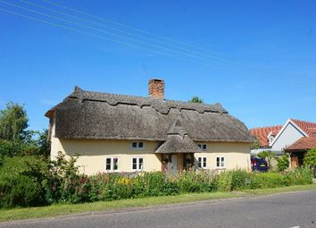 Thumbnail 3 bed cottage for sale in Hadleigh Road, Holton St Mary, Colchester, Suffolk