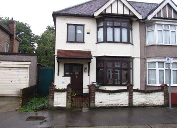 Thumbnail 3 bed end terrace house to rent in Burlington Gardens, Chadwell Heath, Romford