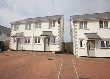 Thumbnail 2 bed semi-detached house for sale in Fairfield, St. Merryn, Padstow