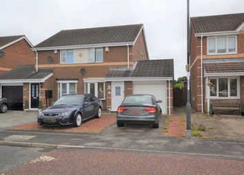 Thumbnail 2 bed semi-detached house to rent in Birkdale Drive, Shiney Row, Houghton Le Spring