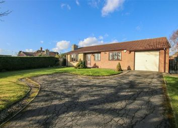 Thumbnail 3 bed bungalow for sale in Chapel Road, Fiskerton, Lincoln