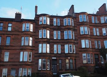 Thumbnail 1 bed flat to rent in Thornwood Avenue, Thornwood, Glasgow