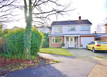 Thumbnail 3 bed detached house for sale in Kettlebury Way, Ongar, Essex