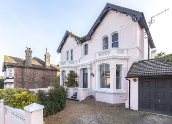 Thumbnail 4 bed detached house for sale in Elphinstone Road, Hastings, East Sussex.