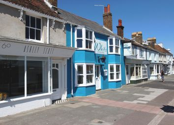 Thumbnail 2 bedroom terraced house for sale in The Strand, Walmer