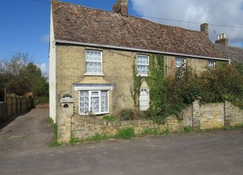 3 bed end terrace house for sale in High Street, Great Paxton, St. Neots PE19