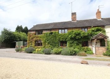 Thumbnail 4 bed semi-detached house for sale in Moss Lane, Baldwins Gate, Newcastle-Under-Lyme