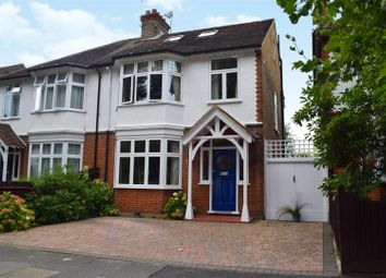 Thumbnail 4 bed semi-detached house for sale in Gloucester Road, Hampton