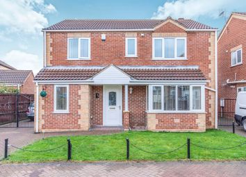 Thumbnail 4 bed detached house for sale in Bloomhill Court, Moorends, Doncaster