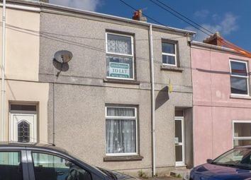 Thumbnail 1 bedroom property for sale in Ground Floor Flat, 14A Wellington Street, Torpoint, Cornwall