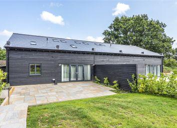 Thumbnail 3 bed semi-detached house to rent in Hildenborough Road, Shipbourne, Tonbridge, Kent