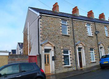 Thumbnail 2 bed end terrace house for sale in Aberdyberthi Street, Swansea