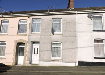 Thumbnail 3 bed terraced house for sale in Bargoed Terrace, Ponthenry, Llanelli
