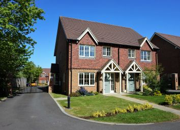 Thumbnail 3 bed semi-detached house for sale in Cemetery Lane, Ashford