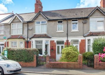 Thumbnail 3 bedroom terraced house for sale in Pantmawr Road, Cardiff