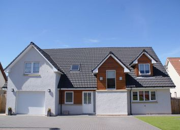 Thumbnail 4 bedroom detached house for sale in Woodside Farm Drive, Westhill, Inverness