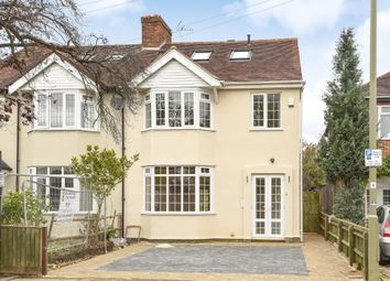 Thumbnail 5 bedroom semi-detached house to rent in Carlton Road, Summertown