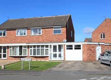 Thumbnail 3 bed semi-detached house for sale in Burnell Road, Admaston, Telford