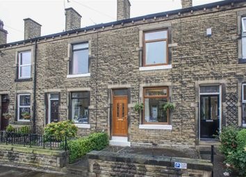 Thumbnail 3 bed terraced house for sale in Myrtle Avenue, Bingley, West Yorkshire