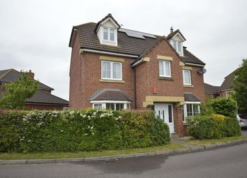Thumbnail 5 bedroom detached house for sale in Homestead Close, Frampton Cotterell, Bristol