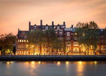 Thumbnail Studio to rent in Chelsea Embankment, Chelsea, London SW34Le